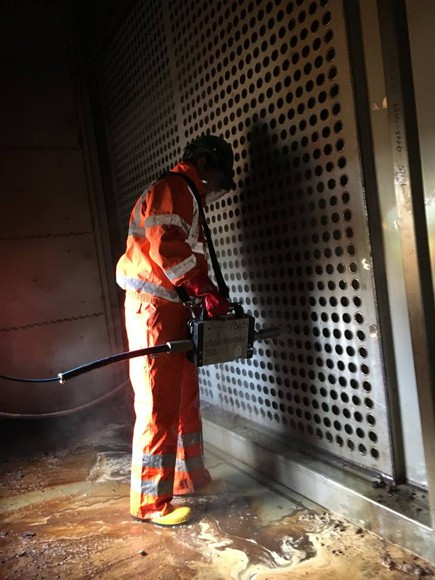 Industrial Cleaning Services in Ostrava