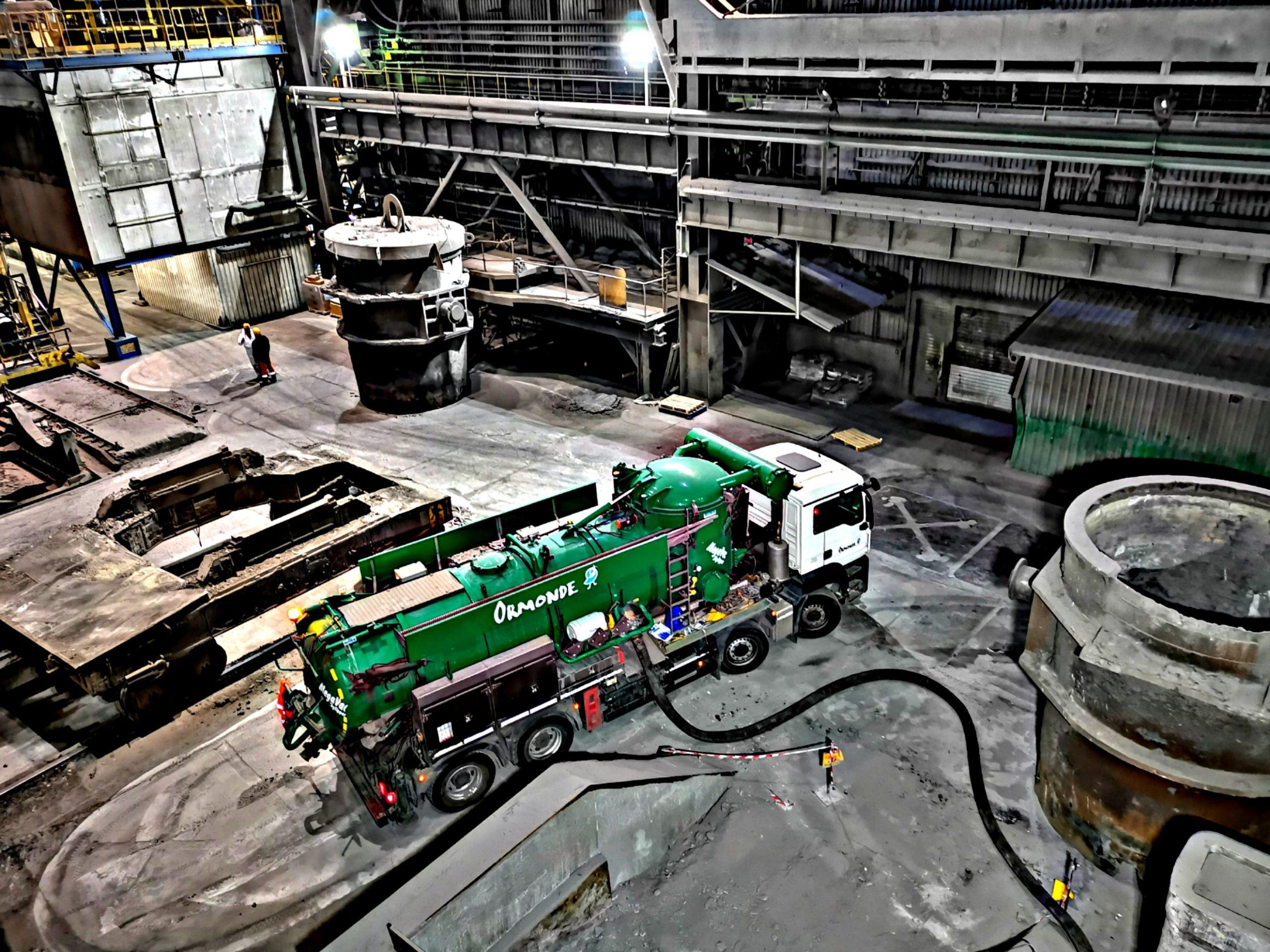 Průmyslové čištění a vhodná řešení