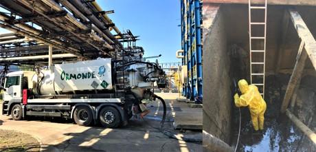 Czyszczenie rur i rurociągów / Czyszczenie studzienek ściekowych / Czyszczenie kanalizacji