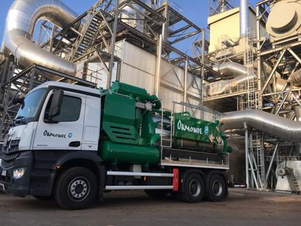 Ormonde Polska oferuje profesjonalne usługi czyszczenia przemysłowego
