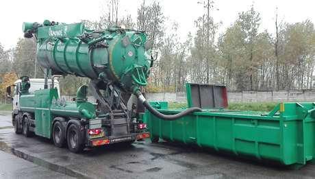 Usługi czyszczenia przemysłowego