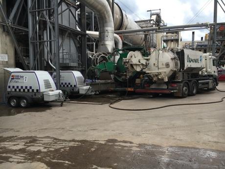 Usługi czyszczenia przemysłowego w Polsce