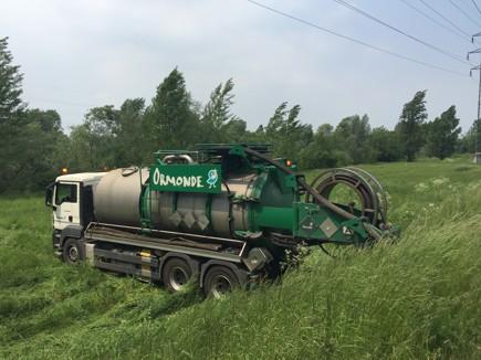 Čištění kanalizace Ostrava