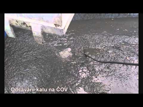 Video Čistenie nádrží – Odsávanie kalu na ČOV – Odsávanie prachu